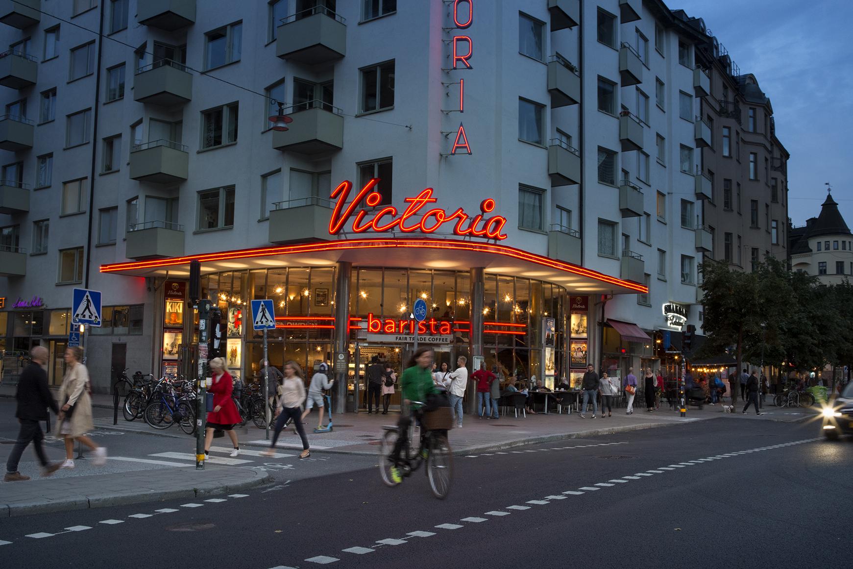 Club Victoria Stockholm